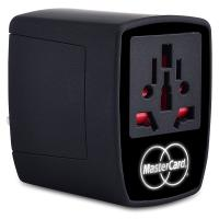 Reisestecker LED WORLD-Travel Adapter