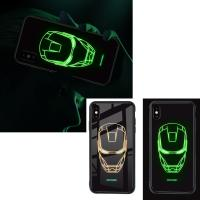 GLASS Phone Cover Fluoreszierend