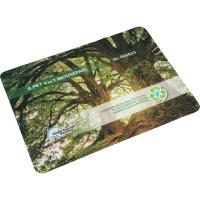 R-PET 4 in 1  Mikrofaser Mousepad,  165 x 215 x 1 mm